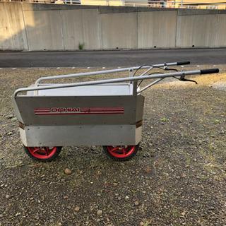 農業用具 荷台車