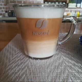 «新品未使用未開封»バリスタマグ 耐熱ガラスマグカップ