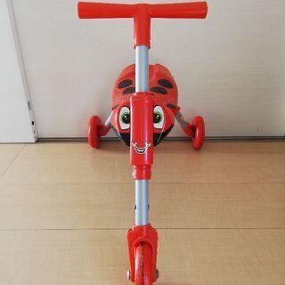 スクートルバス scuttlebug 三輪車
