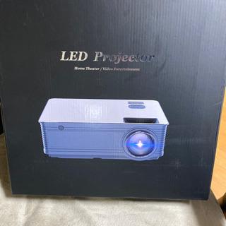 家庭用LEDプロジェクター