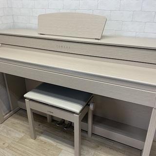 電子ピアノ ヤマハ CLP-535WA ※送料無料(一部地域)の画像