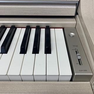電子ピアノ ヤマハ CLP-535WA ※送料無料(一部地域) − 神奈川県