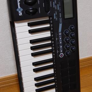 138 M-AUDIO 25鍵盤 MIDIコントローラー Axi...