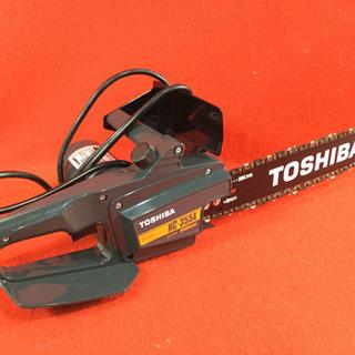 TOSHIBA 電気チェーンソー HC-355A