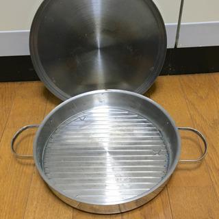 天ぷら鍋?