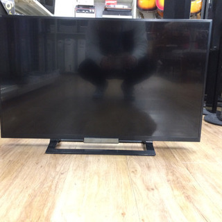 SONYのLED液晶テレビです!