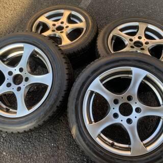 ユーロデザイン 16インチ スタッドレス BMW3シリーズ