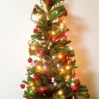 クリスマスツリー 約140㎝