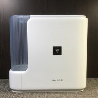 SHARP 2017年製 加熱気化式加湿器 HV-G50-W