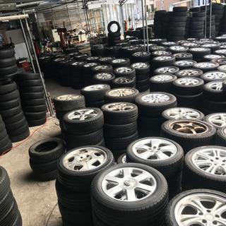 格安中古、新品タイヤ、専門店★スタッドレスタイヤが安い★