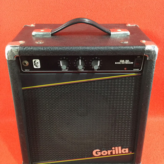 Gorilla ゴリラ ベース アンプ GB-20