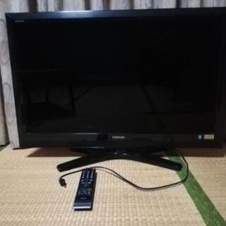 (商談中)東芝 LED REGZA 37Z1 テレビ[37インチ]