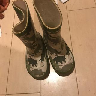 キッズ長靴 14センチ