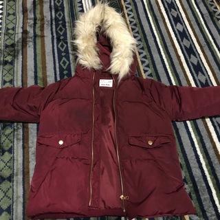 Zara Kida down jacket size5, 110...