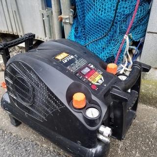 【中古】MAX マックス 高圧専用エアコンプレッサー AK-HH...