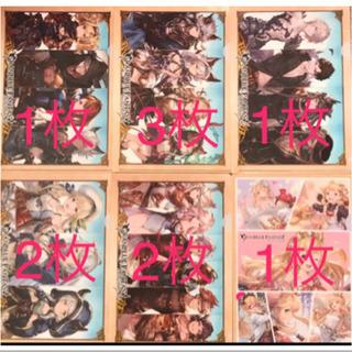 ❣️1枚20円❣️ ☆グランブルーファンタジー A5サイズ…