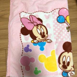 ディズニー毛布