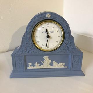 ウェッジウッド置時計