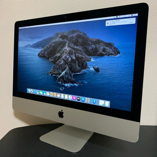 ボーナス決算特価品!!Apple iMac2015 21.5-i...