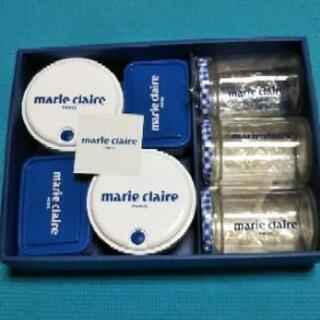 marie claireキッチンストッカー7pcs.(新品・未使用)