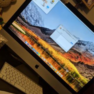 iMac メモリ12GB/HDD2TB/i5 最終値引