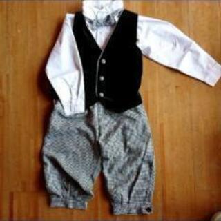 結婚式 120cm スーツ