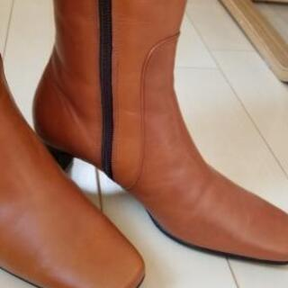 靴 牛革 ブーツ