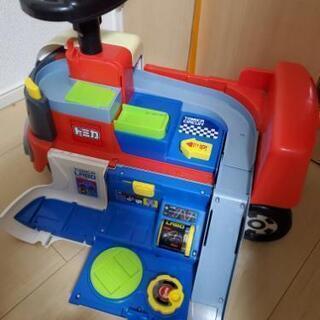 トミカ 乗用玩具