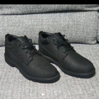 ティンバーランド 靴 スウェード調 27.0cm