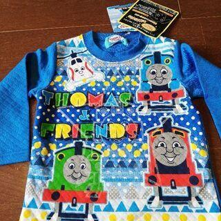 新品 光るトーマスパジャマ 100サイズ