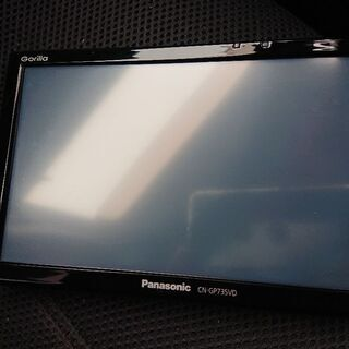 パナソニックゴリラCN-GP735VD SSDポータブルナビ13...