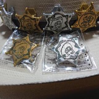 東京ディズニーランド『シューティングギャラリー【保安官バッジ】』