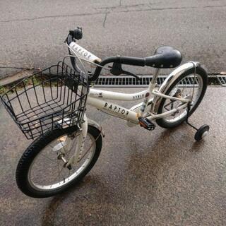子供自転車 18型