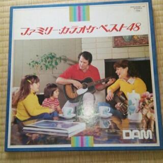 カラオケのレコード