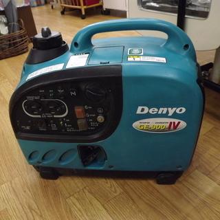 デンヨ DENYO インバータ 発電機 GE-900SS-IV...