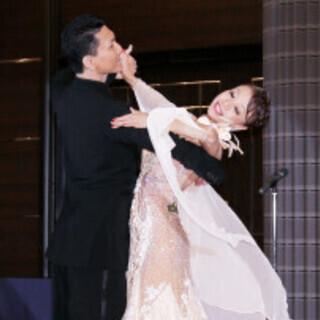社交ダンス 元10ダンス日本代表が教える教室でレッスン(初級者コ...