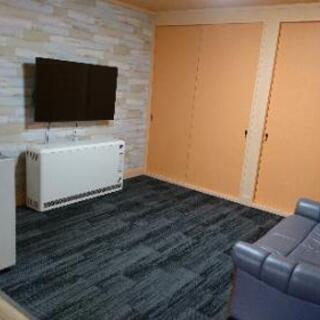 個室完備 シェアハウス白馬