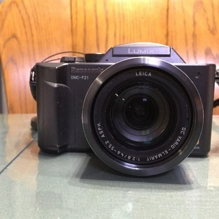 パナソニックデジタルカメラLUMIX DMC-FZ1-K(ブラック)