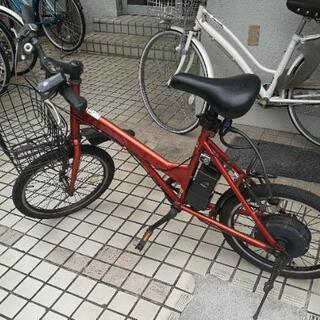 IGNIO 電動アシスト自転車