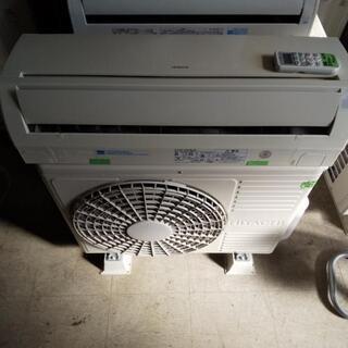 佐賀中古エアコン日立2013年2.5KW2番