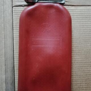 昭和レトロ水枕
