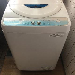 SHARP 洗濯機 5.5kg