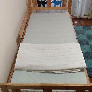 子供用ベッド&マットレス 無料