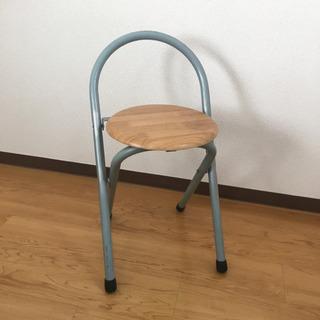格安 丸椅子 折りたたみ椅子