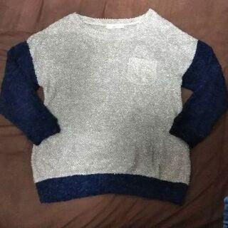 美品☆ikkaセーター