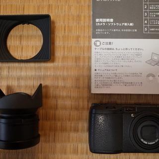 RICOH デジタルカメラ GR DIGITAL(初期型) ワイ...