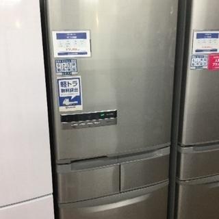 6ヶ月保証 HITACHI 5ドア冷蔵庫