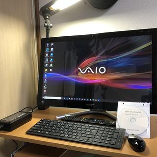 ※訳あり※ sony 一体型パソコン SVL24148CJB C...