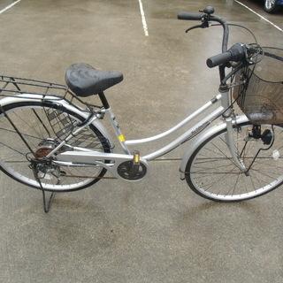 自転車ギヤ付き