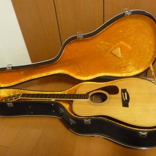 YAMAHAアコースティックギター&ハードケース